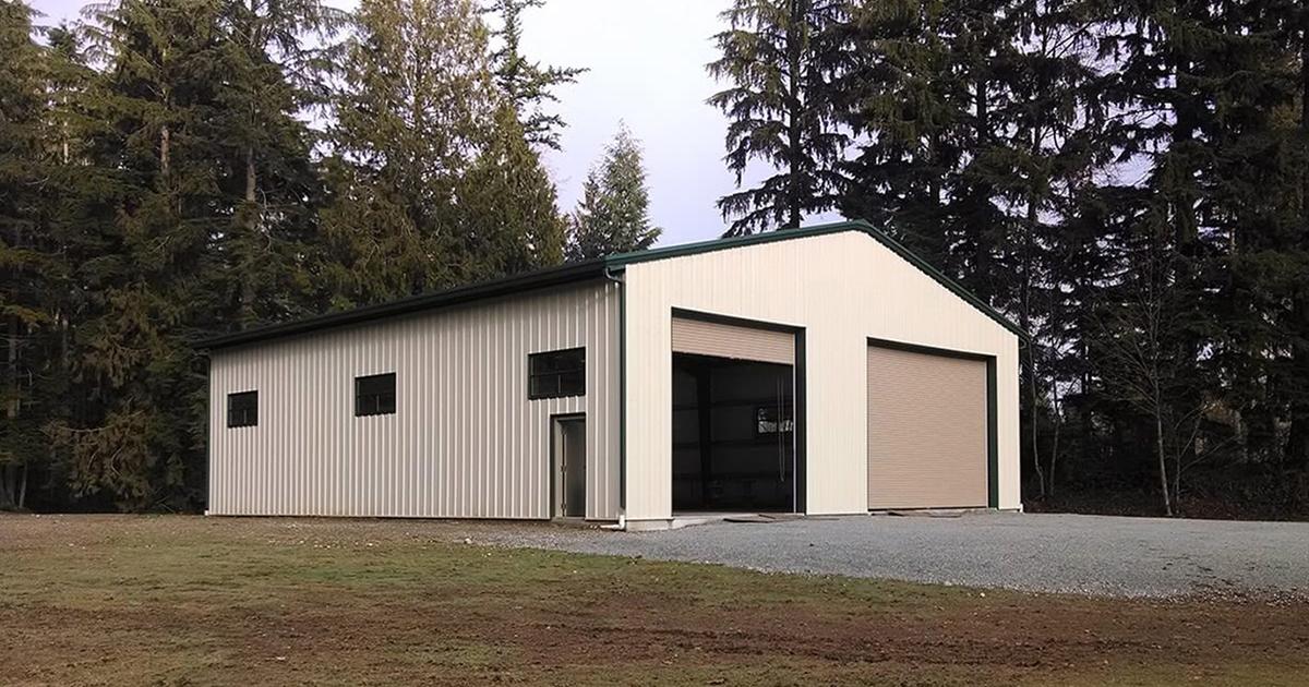 RV Garages Top 10 Metal RV Garage Plans General Steel