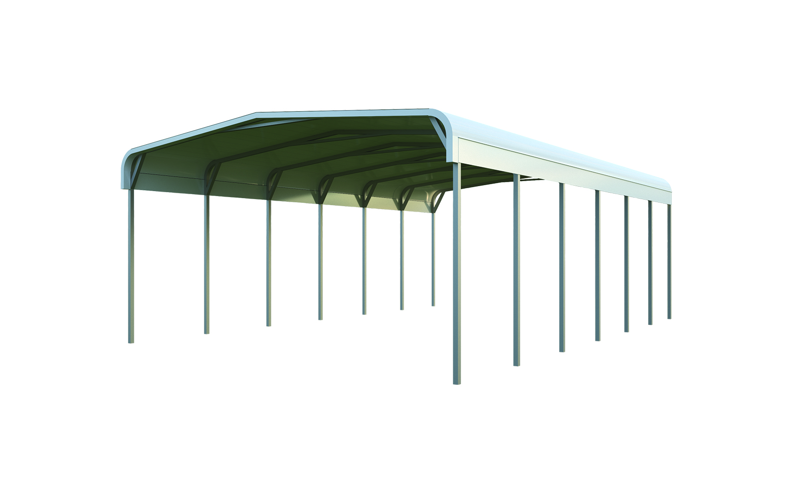 12x30 Carport Package Quick Prices General Steel Shop