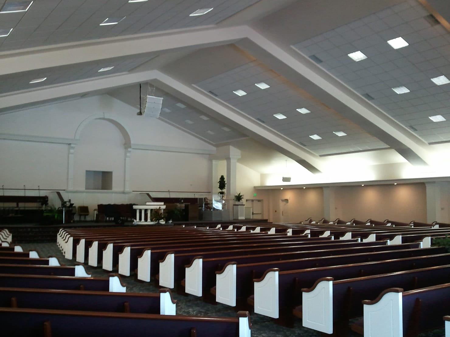 Prefab Church Buildings Solutions For Sale General Steel
