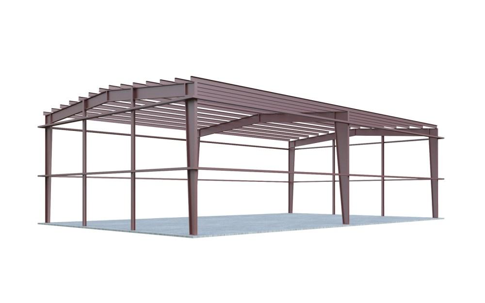 medium resolution of i beam building kit framing