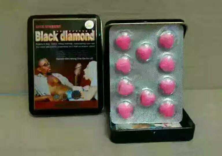 Black Diamond 黑钻 (一盒10颗)-RM100