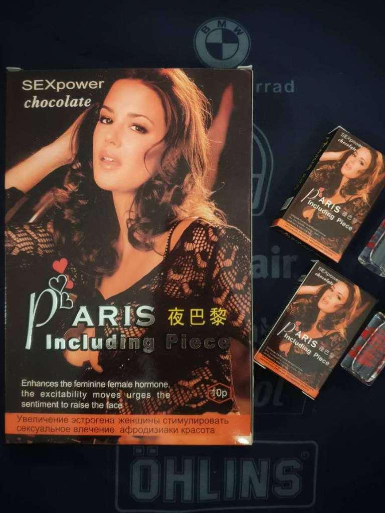 Paris Night (10 botel)-RM200