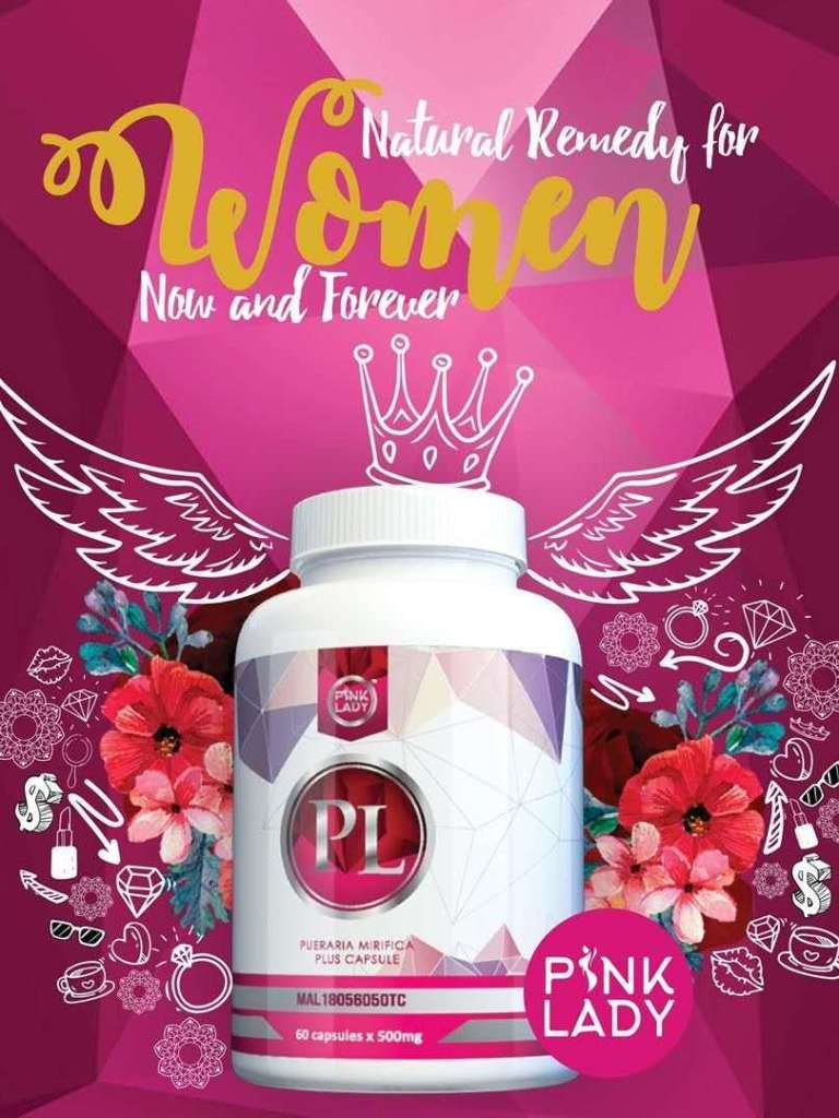 Pink Lady Beauty Suppliment-RM360