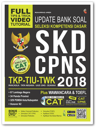 Download Simulasi SOAL CAT BKN CPNS OFFLINE 2018 - Matjarplay