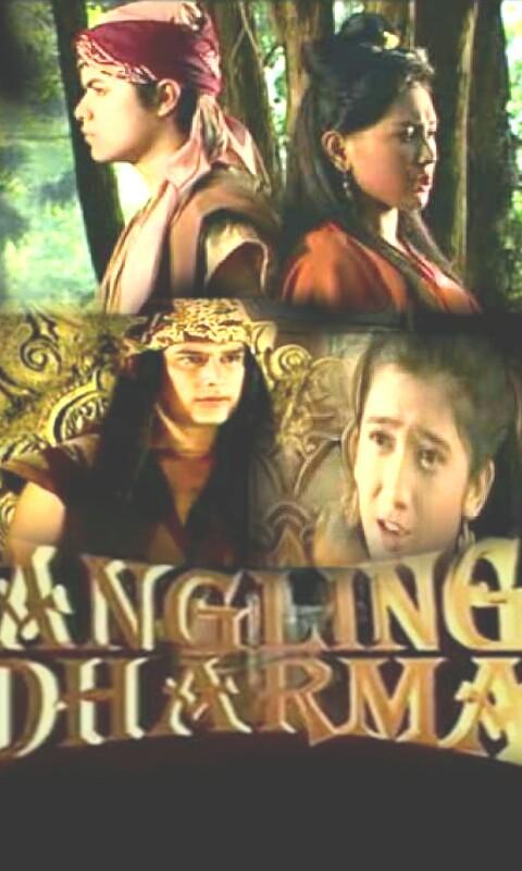 Film Angling Darma Full : angling, darma, TUTUR, TINULAR, ANGLING, DHARMA, Tayang, Ulang, Genta, Buana, Lovers