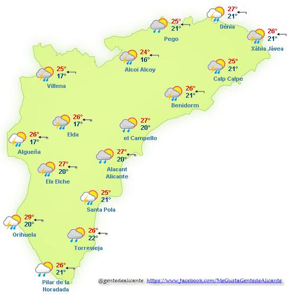 El-Tiempo-en-Alicante-y-provincia-hoy-05-de-Octubre
