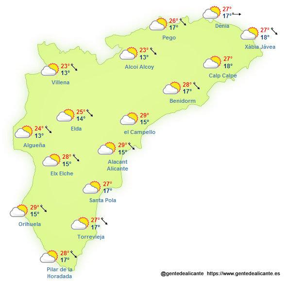 El-Tiempo-en-Alicante-y-provincia-hoy-06-de-Noviembre