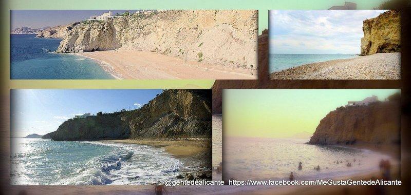 Playa-Bol-Nou-Villajoyosa-Alicante