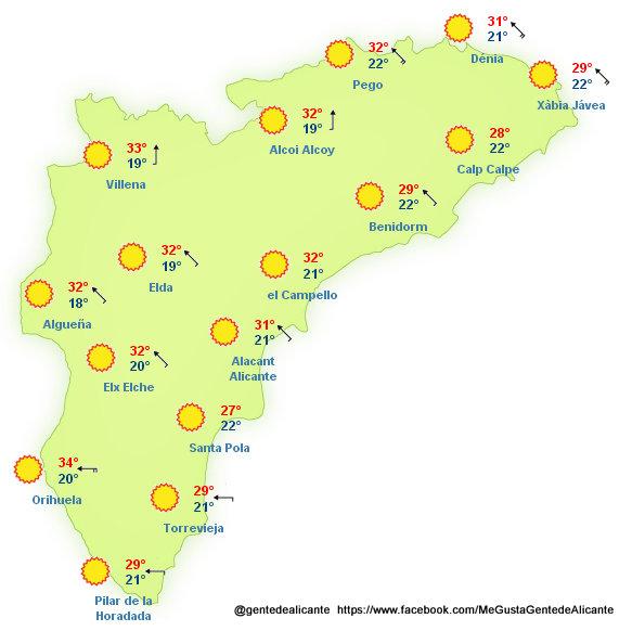El-tiempo-en-la-provincia-de-Alicante-18-08-2013