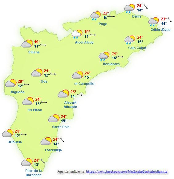El-Tiempo-en-Alicante-y-provincia-hoy-04-de-Noviembre