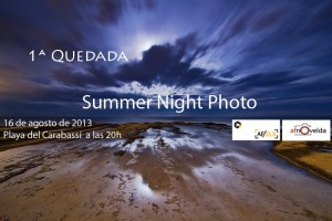 summer night photo