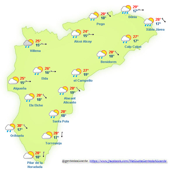El-Tiempo-en-Alicante-y-provincia-hoy-29-de-Octubre