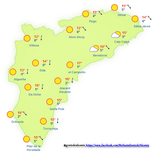 El-Tiempo-en-Alicante-y-provincia-hoy-25-de-Noviembre