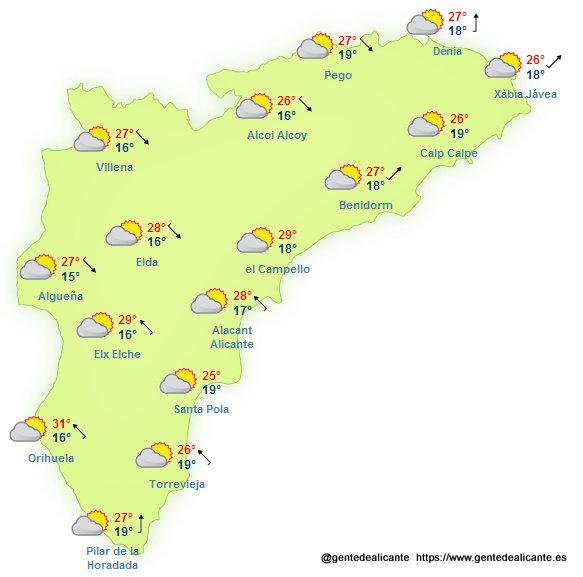 El-Tiempo-en-Alicante-y-la-provincia-20-de-Octubre-2013