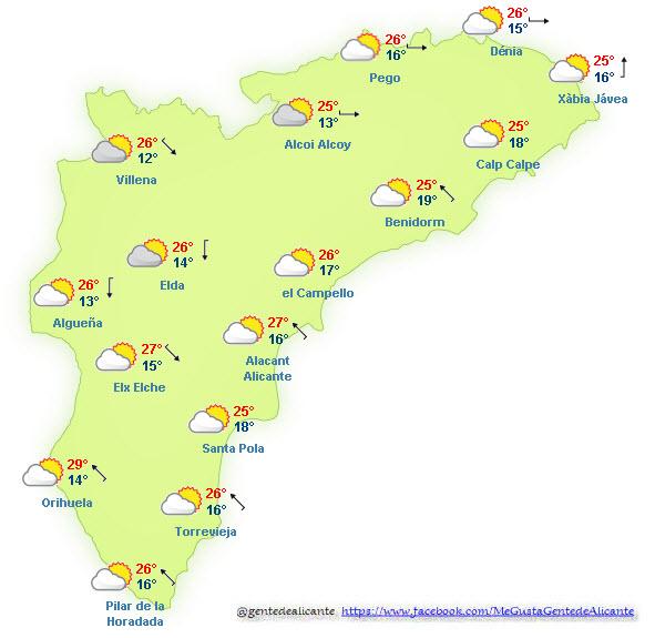 El-Tiempo-en-Alicante-y-provincia-hoy-14-de-Octubre