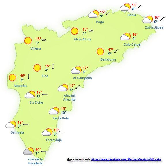 El-Tiempo-en-Alicante-y-provincia-hoy-9-de-Diciembre