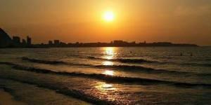 gentedealicante-amanecer-postiguet-playa