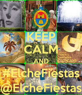 #ElcheFiestas