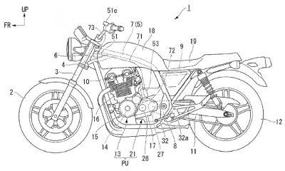 Honda CB1 400 / CB400F (1989-1991): la atrapasueños de los