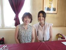婚活サバイバル田柄さん 元ミスワールド日本代表 ゆうようこさん