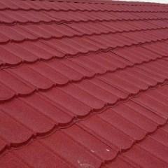 Pemasangan Baja Ringan Di Bandung Genteng Metal Sky Roof Lapis Pasir Berpasir Murah ...
