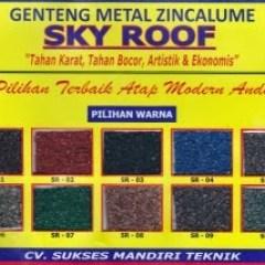 Harga Atap Baja Ringan Lapis Pasir Supplier Multiroof Di Balikpapan Terbaik « Jual ...