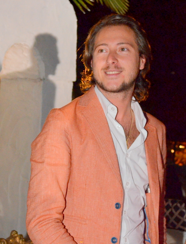 Mirco Petrilli infiamma la discoteca Celebrit di Trecate