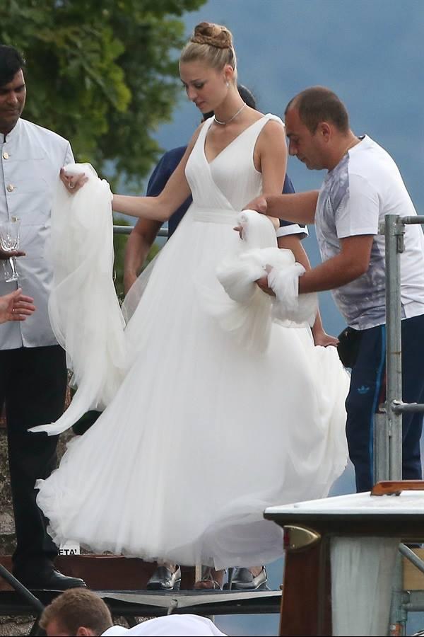 Beatrice Borromeo e Pierre Casiraghi matrimonio le foto