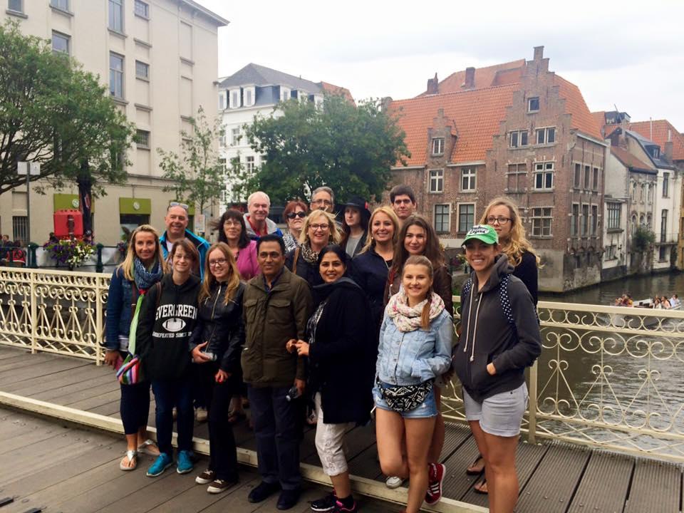 Walking Tour 26:07:2015 USA, UK, Australia, South Africa, Ukraine