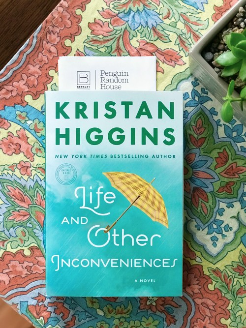 Kristan Higgins and Berkley Publishing