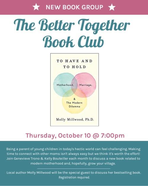 motherhood book club