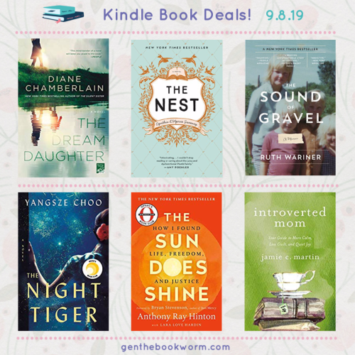 Gen The Bookworm Kindle Deals