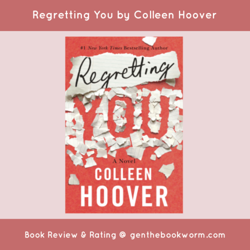 Colleen Hoover book review