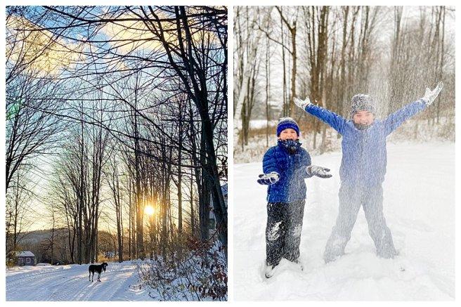 vermont winter