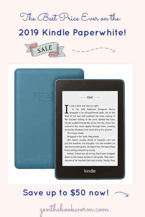 Kindle Paprewhite deal