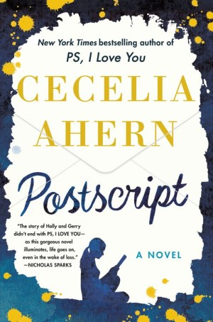 Cecelia Ahern follow up