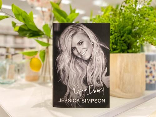 Jessica Simpson book