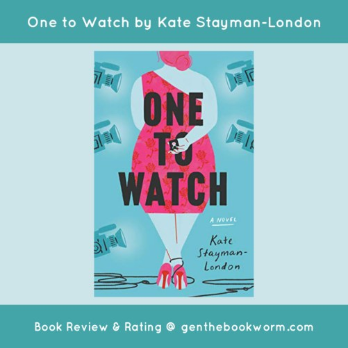 One to Watch book review