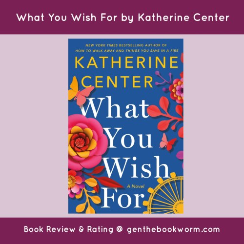 Katherine Center book