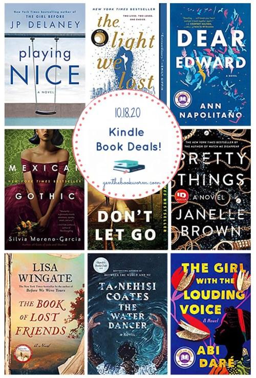 Kindle Deals Gen The Bookworm