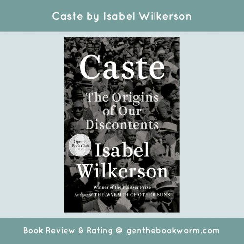 Caste book review