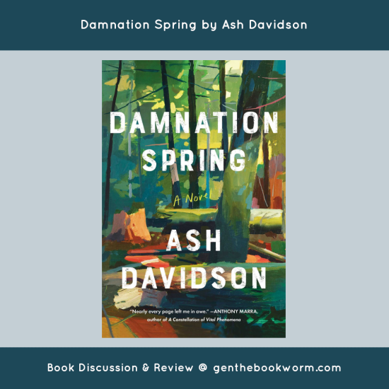 Damnation Spring book review