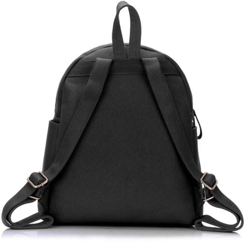 Rucsac dama Beri -negru - geanta sport - rucsac dama