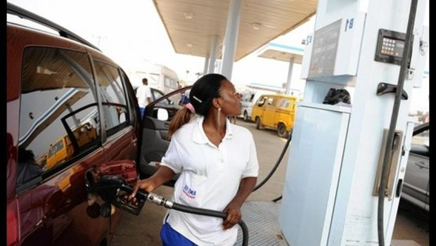 FG  Cut Petrol Pump Price To N125/litre