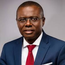 Lagos State Gov.Sanwo-Olu Visits Scene Of Abule Ado Explosion; Sets Up N2bn Relief Fund For Victims.