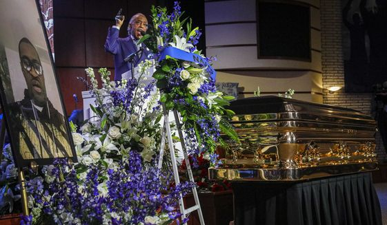 Reverend Al Sharpton Delivers Powerful Eulogy At George Floyd's Memorial Service