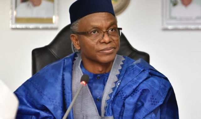 Governor El-Rufai Lifts Lockdown In Kaduna After 75 Days ;Permits Church ,Mosque Services