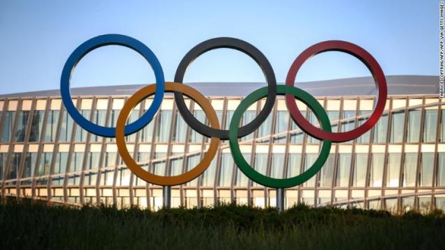 UK Accuses Russian Intelligence Agency Of Hacking 2020 Olympics