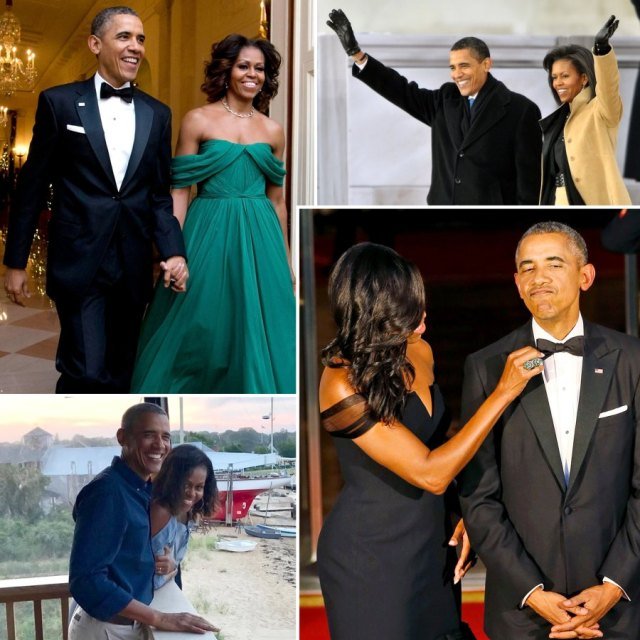 Barack and Michelle Obama Celebrate Their 28th Wedding Anniversary With A heartwarming Message