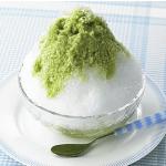 かき氷シロップおすすめ人気ランキング第5位の抹茶味